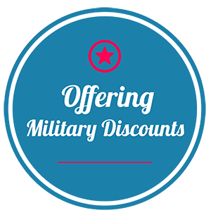 Offering Military Discounts